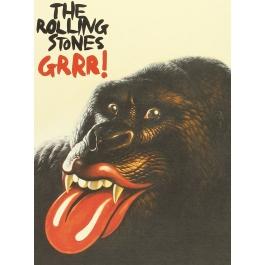 THE ROLLING STONES-GRRR CD