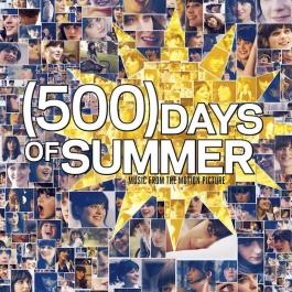 500 DAYS OF SUMMER SOUNDTRACK CD