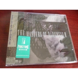 THE MASTERS OF DARKNESS II CD