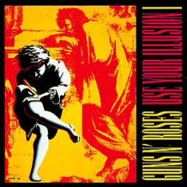 GUNS AND ROSES-USE YOUR ILLUSION I VINYL