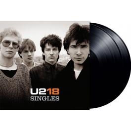U2-U218 SINGLES VINYL