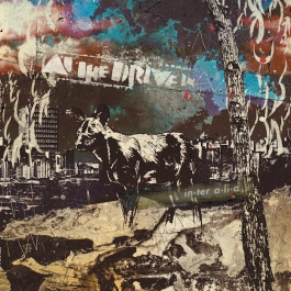 AT THE DRIVE IN-IN TER A LI A CD