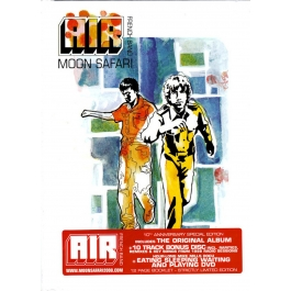 AIR-MOON SAFARI 10TH ANNIVERSARY DELUXE EDITION CD