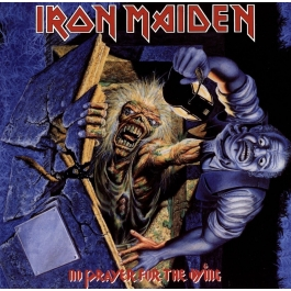 IRON MAIDEN-NO PRAYER FOR THE DYING VINYL
