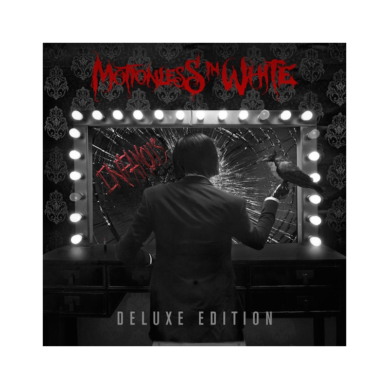 MOTIONLESS IN WHITE-INFAMOUS DELUXE EDITION CD