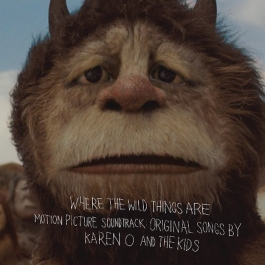 WHERE THE WILD THINGS ARE MOTION PICTURE-SOUNDTRACK CD