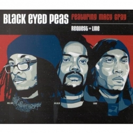 BLACK EYED PEAS-REQUEST LINE CD