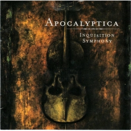 APOCALYPTICA-INQUISITION SYMPHONY CD