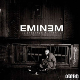 EMINEM-THE MARSHALL MATHERS CD