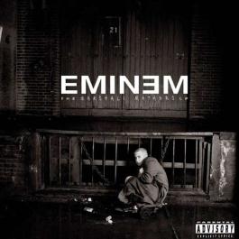 EMINEM-THE MARSHALL MATHERS CD