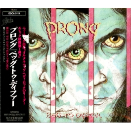 PRONG-BEG TO DIFFER CD