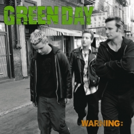 GREEN DAY-WARNING CD
