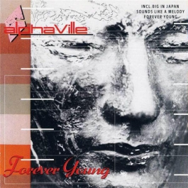 ALPHAVILLE-FOREVER YOUNG CD