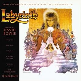 LABYRINTH-SOUNDTRACK VINYL