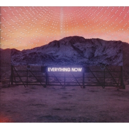 ARCADE FIRE-EVERYTHING NOW CD