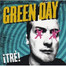 GREEN DAY-¡TRE! CD