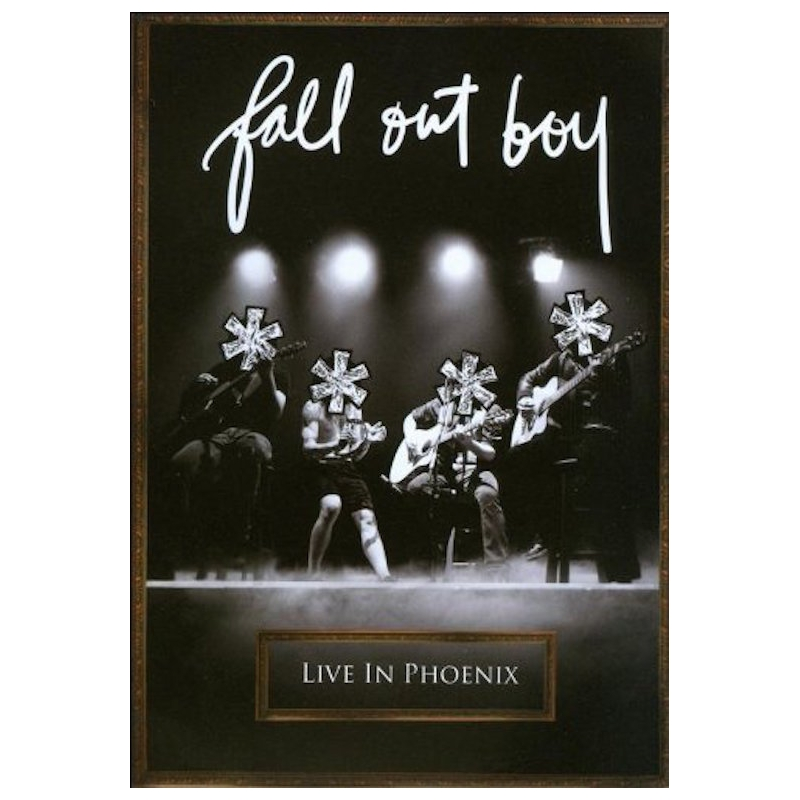 FALL OUT BOY-LIVE IN PHOENIX DVD