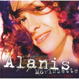 ALANIS MORISSETTE-SO-CALLED CHAOS CD