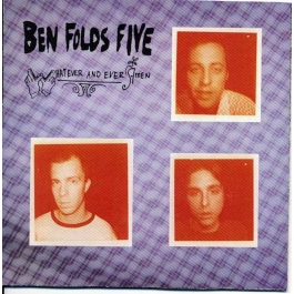 BEN FOLDS FIVE-WHATEVER AND EVER AMEN CD
