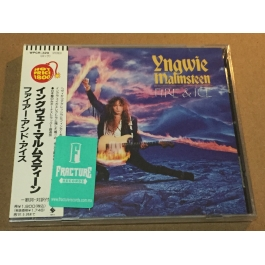 YNGWIE MALMSTEEN-FIRE AND ICE CD