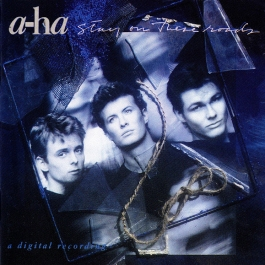 A-HA-STAY ON THESE ROADS CD