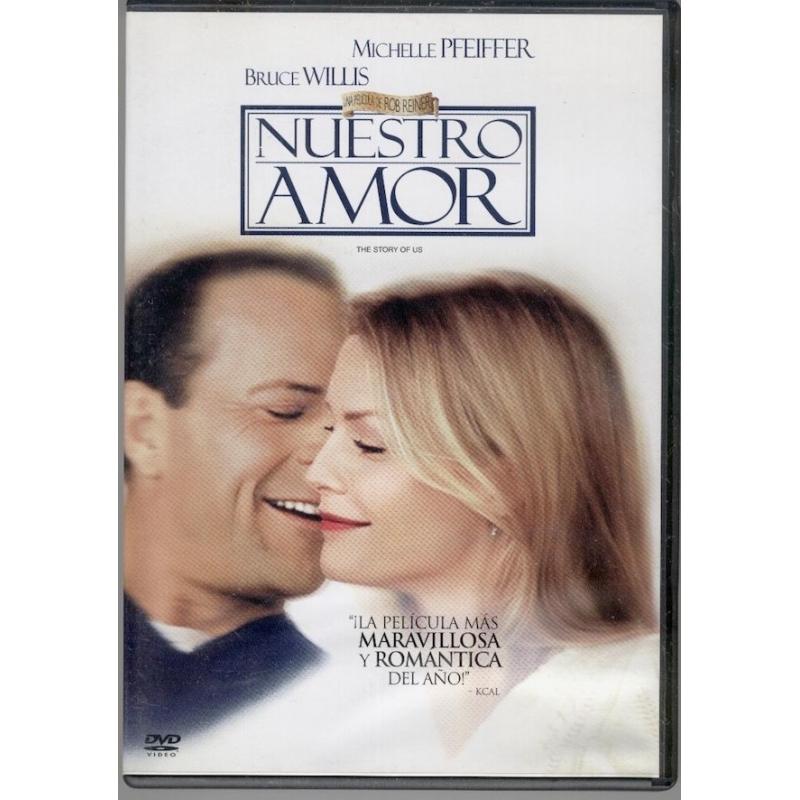 NUESTRO AMOR-DVD