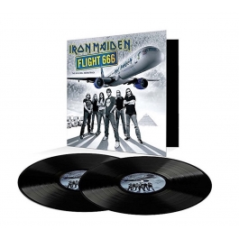 IRON MAIDEN-FLIGHT 666 VINYL
