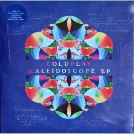COLDPLAY-KALEIDOSCOPE EP VINYL