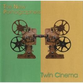 THE NEW PORNOGRAPHERS-TWIN CINEMA CD