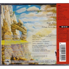 YNGWIE J. MALMSTEEN-TRILOGY EDICIÓN JAPONESA CD