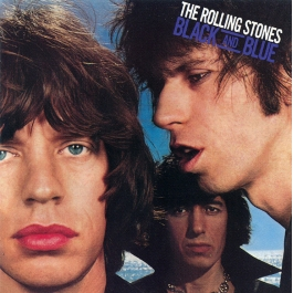 THE ROLLING STONES-BLACK AND BLUE CD