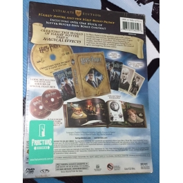 HARRY POTTER AND THE HALF-BLOOD PRINCE DVD
