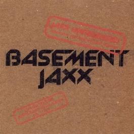 BASEMENT JAXX-JAXX UNRELEASED CD