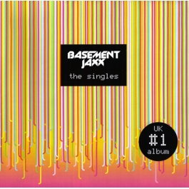 BASEMENT JAXX-THE SINGLES CD