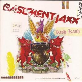 BASEMENT JAXX-KISH KASH CD