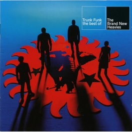 THE BRAND NEW HEAVIES-TRUNK FUNK THE BEST OF CD