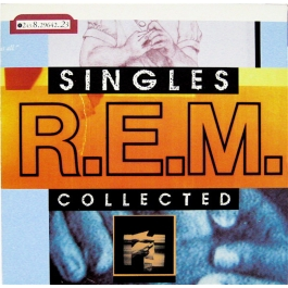 R.E.M.-SINGLES COLLECTED CD