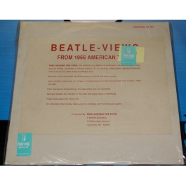 THE BEATLES-BEATLES VIEWS VINYL