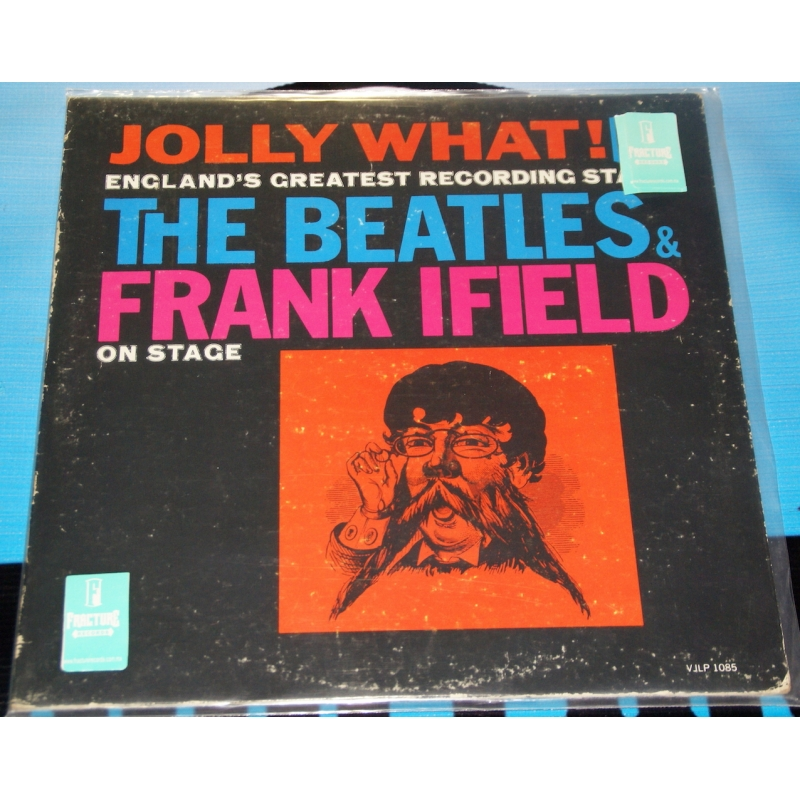 THE BEATLES-AND FRANK IFIELD JOLLY WHAT VINYL