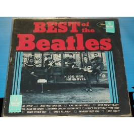 THE BEATLES-PETE BEST-BEST OF THE BEATLES VINYL