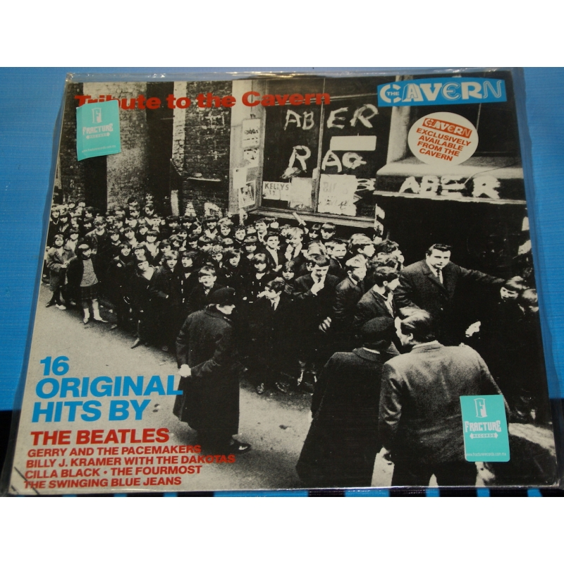 TRIBUTE TO THE CAVERN-VARIOUS VINYL
