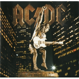 AC/DC-STIFF UPPER LIP CD