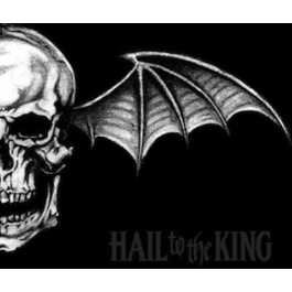 AVENGED SEVENFOLD-HAIL TO THE KING DELUXE EDITION CD