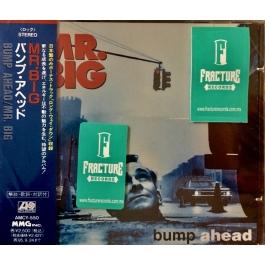 MR. BIG-BUMP AHEAD CD