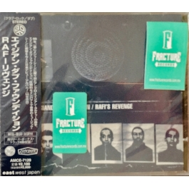 ASIAN DUB FOUNDATION-RAFI´S REVENGE CD