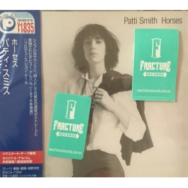PATTI SMITH-HORSES CD
