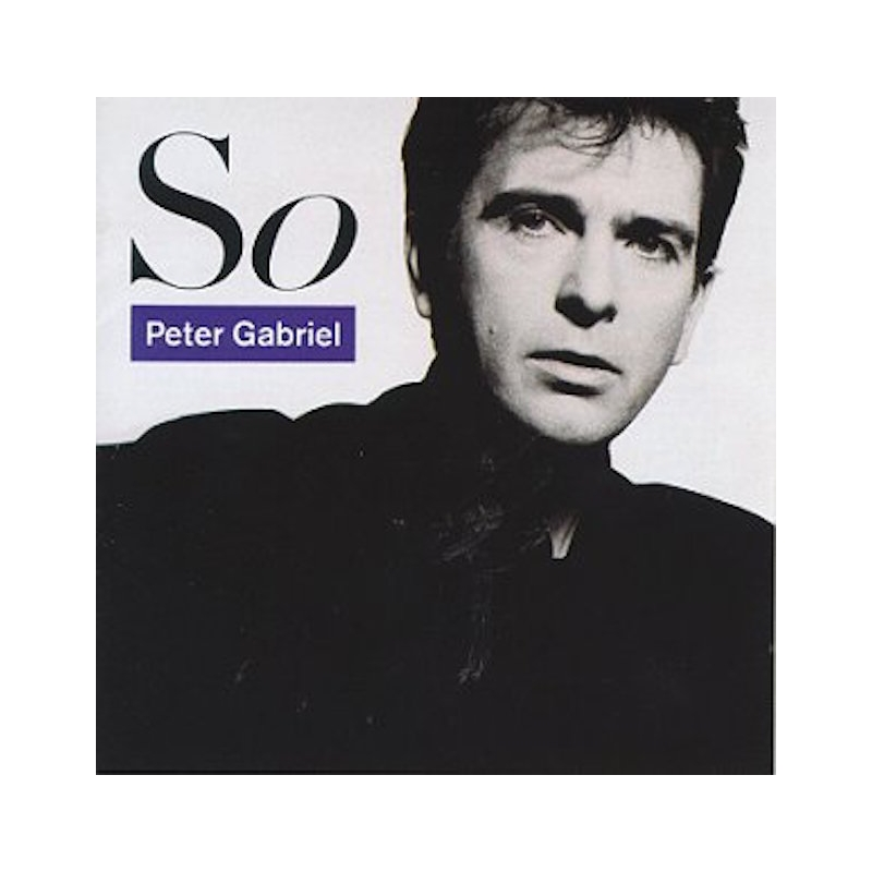 PETER GABRIEL-SO CD