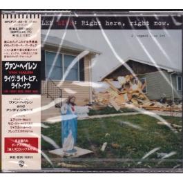 VAN HALEN-LIVE RIGHT HERE RIGHT NOW CD