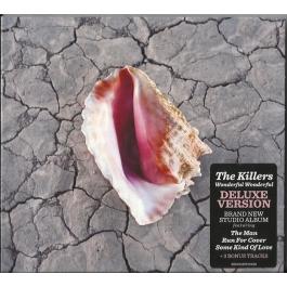 THE KILLERS-WONDERFUL WONDERFUL CD