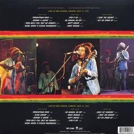 BOB MARLEY & THE WAILERS-LIVE VINYL